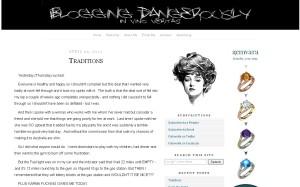 Blogging Dangerously